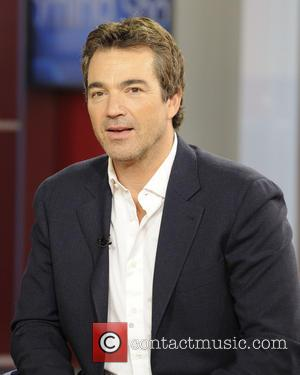 Jon Tenney - Cast of 'King and Maxwell' on Global TV's The Morning Show promoting the show. - Toronto, Canada...