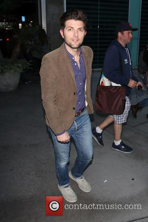 Adam Scott - Los Angeles premiere of 'Afternoon Delight' - Departures - Hollywood, CA, United States - Monday 19th August...