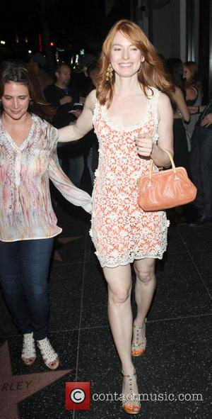 Alicia Witt - Celebrities on a night out at Hemingway's Lounge in Hollywood - Los Angeles, CA, United States -...