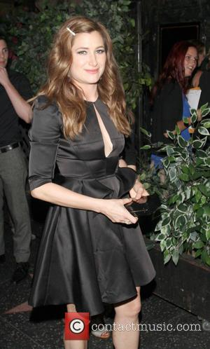 Kathryn Hahn - Celebrities on a night out at Hemingway's Lounge in Hollywood - Los Angeles, CA, United States -...