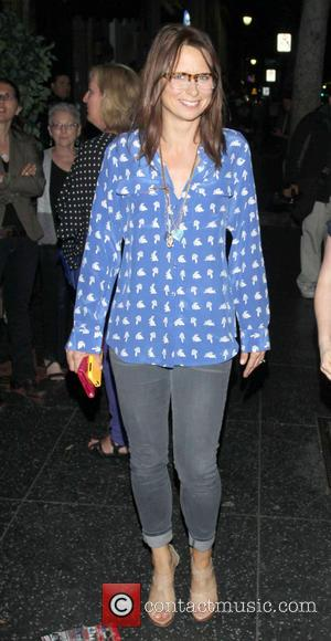 Mary Lynn Rajskub - Celebrities on a night out at Hemingway's Lounge in Hollywood - Los Angeles, CA, United States...