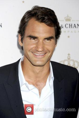 Roger Federer - The Moet & Chandon 270th Anniversary at Pier 59 Studios - red carpet arrivals - New York,...