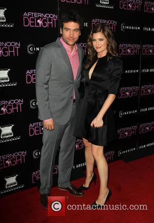 Josh Radnor and Kathryn Hahn