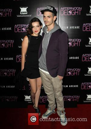 Roxane Mesquida and Guest
