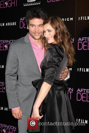 Josh Radnor and Kathryn Hahn - Afternoon Delight Premiere - Los Angeles, CA, United States - Tuesday 20th August 2013