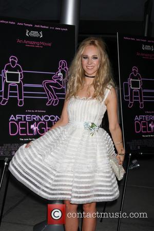 Juno Temple - Afternoon Delight Premiere - Los Angeles, CA, United States - Tuesday 20th August 2013