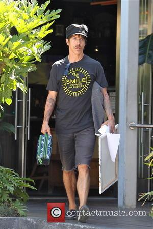 Anthony Kiedis: 'I Regretted Memoir But It Had A Positive Effect'