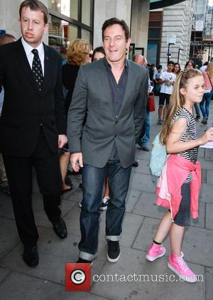 Jason Isaacs - UK Gala Screening of Any Day Now at The Apollo in Piccadilly- Outside Arrivals - London, United...