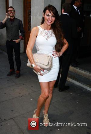 lizzie cundy - UK Gala Screening of Any Day Now at The Apollo in Piccadilly- Outside Arrivals - London, United...