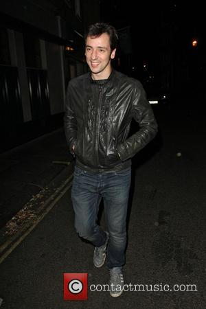 Ralf Little - Celebrities at the Ivy private members club - London, United Kingdom - Tuesday 20th August 2013