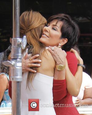 Kris Jenner and Maria Menounos