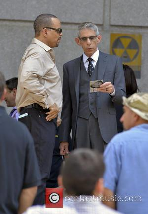 Ice T and Richard Belzer