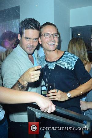 Oliver Proudlock and Spencer Matthews