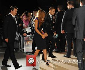 Liam Payne and Guest - 'One Direction: This Is Us' - After Party at the Sanderson Hotel - London, United...