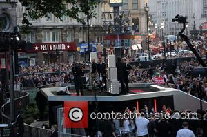 One Direction Take The Red Carpet For The Premiere Of Their Biopic, This Is Us [Pictures}