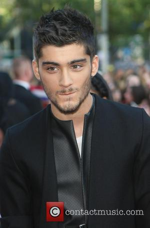 Zayn Malik Debuts At Number One In America