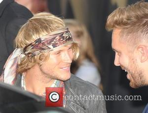 Mcfly and Harry Judd