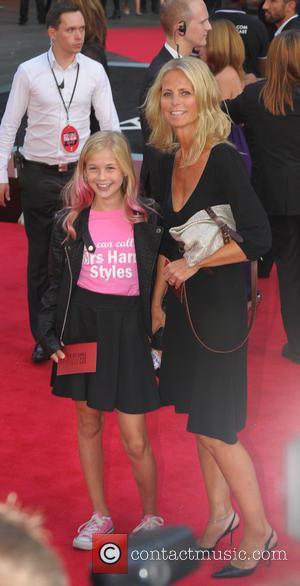 Ulrika Jonsson and Daughter Bo