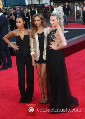 Leigh-anne Pinnock, Jade Thirlwall and Perrie Edwards