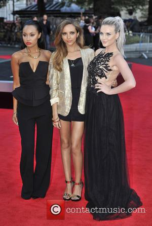 Perrie Edwards, Leigh-anne Pinnock, Jade Thirlwall and Little Mix