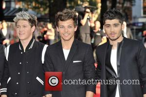 Zayn Malik, Niall Horan, Louis Tomlinson and One Direction