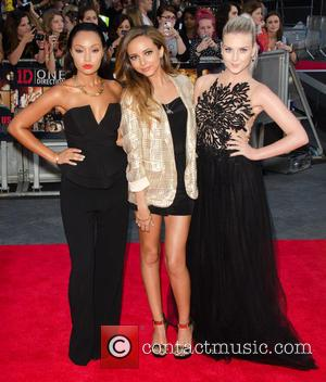 Little Mix, Leigh-Anne Pinnock, Jade Thirlwall and Perrie Edwards