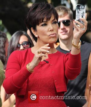 Kris Jenner - Celebrities at The Grove to appear on entertainment news show 'Extra' - Los Angeles, California, United States...