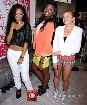 Jessica Jarrell, Co Co Jones and Alli Simpson