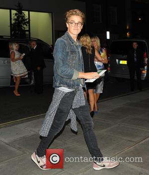 Tom Fletcher - 'One Direction: This Is Us' - After Party at the Sanderson Hotel - London, United Kingdom -...