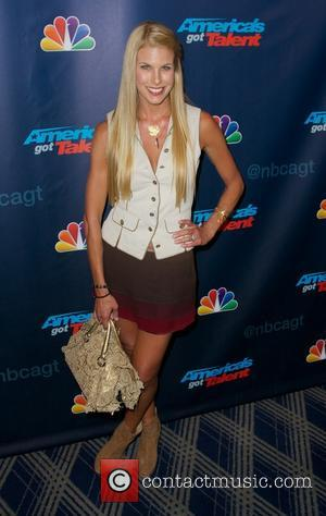 Beth Ostrosky and America's Got Talent