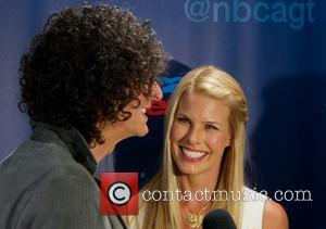 Howard Stern and Beth Ostrosky Stern - the 'America's Got Talent' Post Show Red Carpet at Radio City Music Hall...