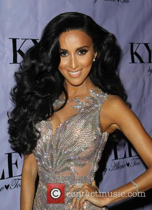 Lilly Ghalichi - Have Faith Swimgerie By Lilly Ghalichi And Jennifer Stano David 2014 Collection Preview Held at  Kyle...