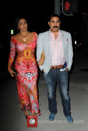Reza Farahan and Asa Soltan - Have Faith Swimgerie By Lilly Ghalichi And Jennifer Stano David 2014 Collection Preview Held...