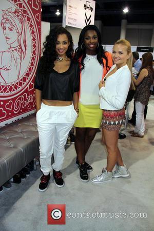 Jessica Jarrell, Coco Jones and Ali Simpson
