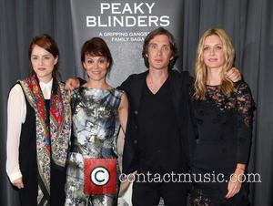 Sophie Rundle, Helen Mccrory, Cillian Murphy and Annabelle Wallis