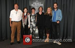 Steven Knight, Sophie Rundle, Helen Mccrory, Cillian Murphy, Annabelle Wallis and Otto Bathurst