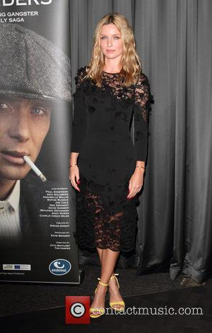 Annabelle Wallis - UK premiere of 'Peaky Blinders' held at the BFI Southbank - London, United Kingdom - Wednesday 21st...