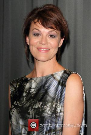 Helen McCrory - UK premiere of 'Peaky Blinders' held at the BFI Southbank - London, United Kingdom - Wednesday 21st...
