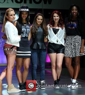 Alli Simpson, Jessica Jarnell, Madison Pettis, Katie Armiger and Coco Jones