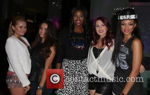 Alli Simpson, Madison Pettis, Coco Jones, Katie Armiger and Jessica Jarnell