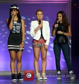 Jessica Jarnell, Alli Simpson and Madison Pettis