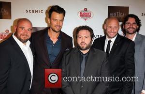 Kevin Goetz, Josh Duhamel, Dan Fogler, Michael Goetz and Brion Hambel