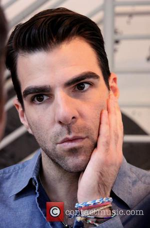 Zachary Quinto - Meet and greet with the cast of the Broadway revival of The Glass Menagerie, hled at Signature...