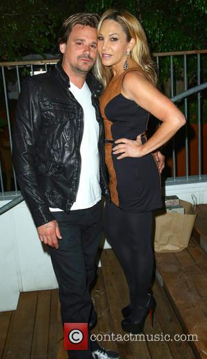 Sean Stewart and Adrienne Maloof - BOBS from Skechers Summer Soiree - Inside - Los Angeles, California, United States -...