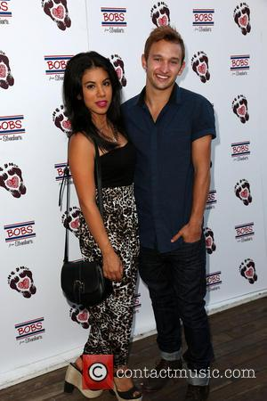Chrissie Fit and Kent Boyd - Celebrities attend BOBS from Skechers