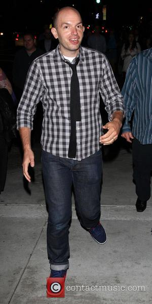 Paul Scheer - Celebrities outside The Cat & Fiddle restaurant - Los Angeles, California, United States - Wednesday 21st August...