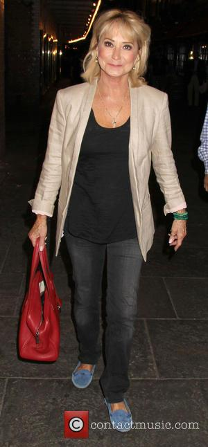 Felicity Kendal - Felicity Kendal leaves the Noel Coward Theatre - London, United Kingdom - Wednesday 21st August 2013