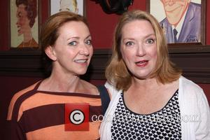Julie White and Kristine Nielsen