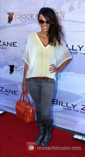 Judi Shekoni - Hollywood's Preview to Billy Zane's London Art Exhibition 'Seize The Day Bed' - Los Angeles, CA, United...