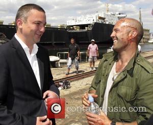 Ivan Portnih and Jason Statham